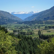 El Bolson - agricultural valley and just amazing to look at